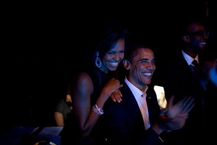 Ο έρωτας του Μπαράκ και της Μισέλ Ομπάμα - Newpost.gr