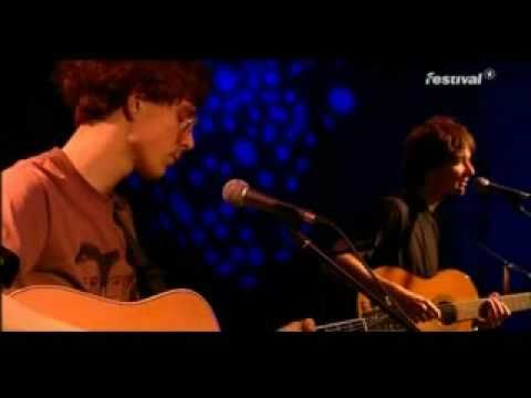 I Don't Know What  I Can Save You From - Kings of Convenience