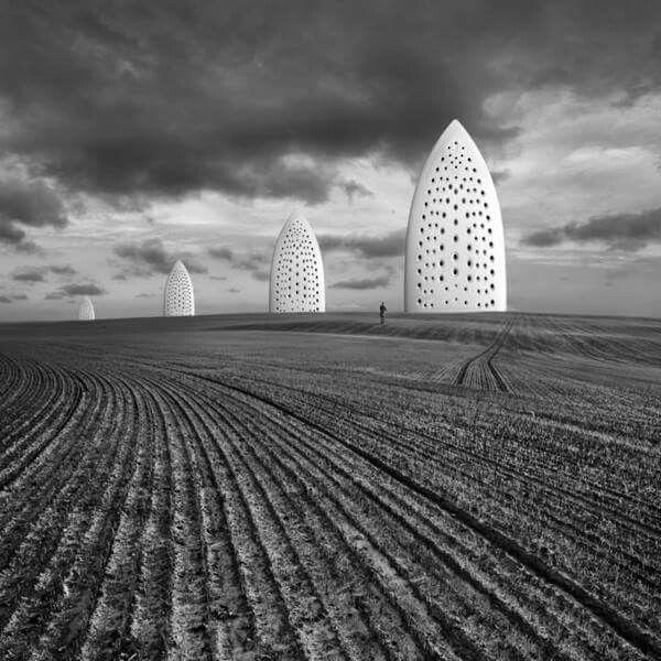 """Patterns"" by Polish photographer Dariusz Klimczak"