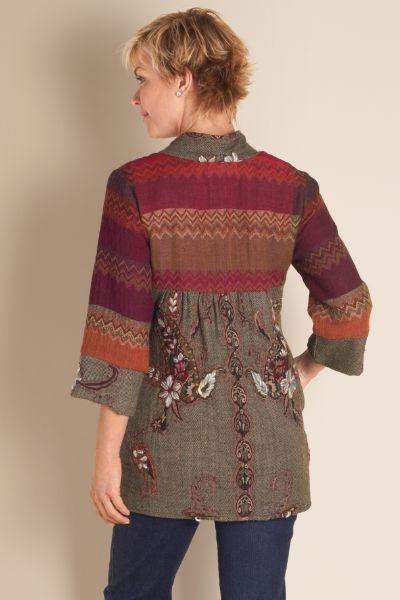 17 mejores ideas sobre chaquetas de tweed en pinterest for Chaqueta tres cuartos