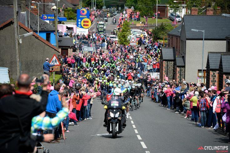 Giro d'Italia 2014 - Tappa 3 Armagh-Dublino