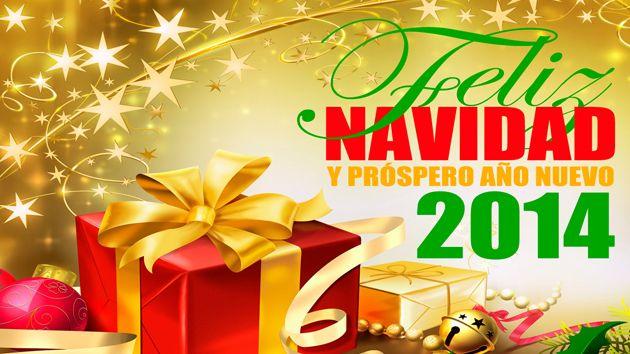 43 best images about navidad on pinterest facebook - Felicitaciones para ano nuevo ...