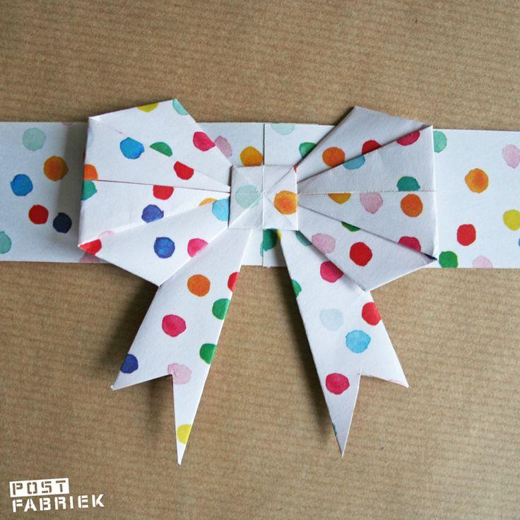 Origami strik