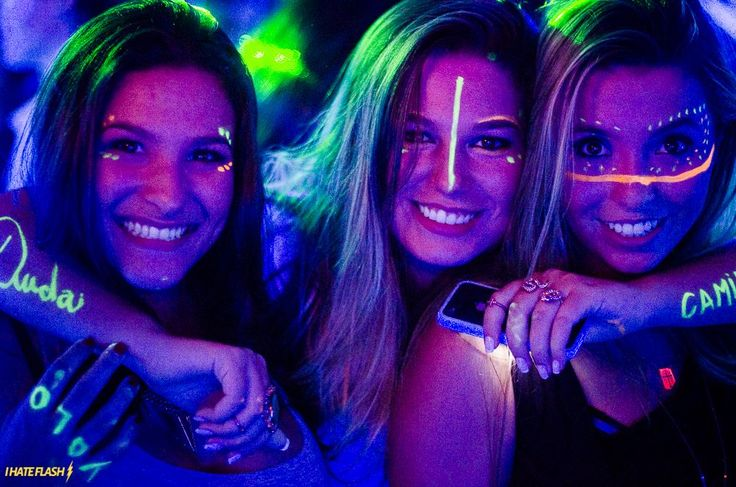 tinta neon no rosto - Pesquisa Google