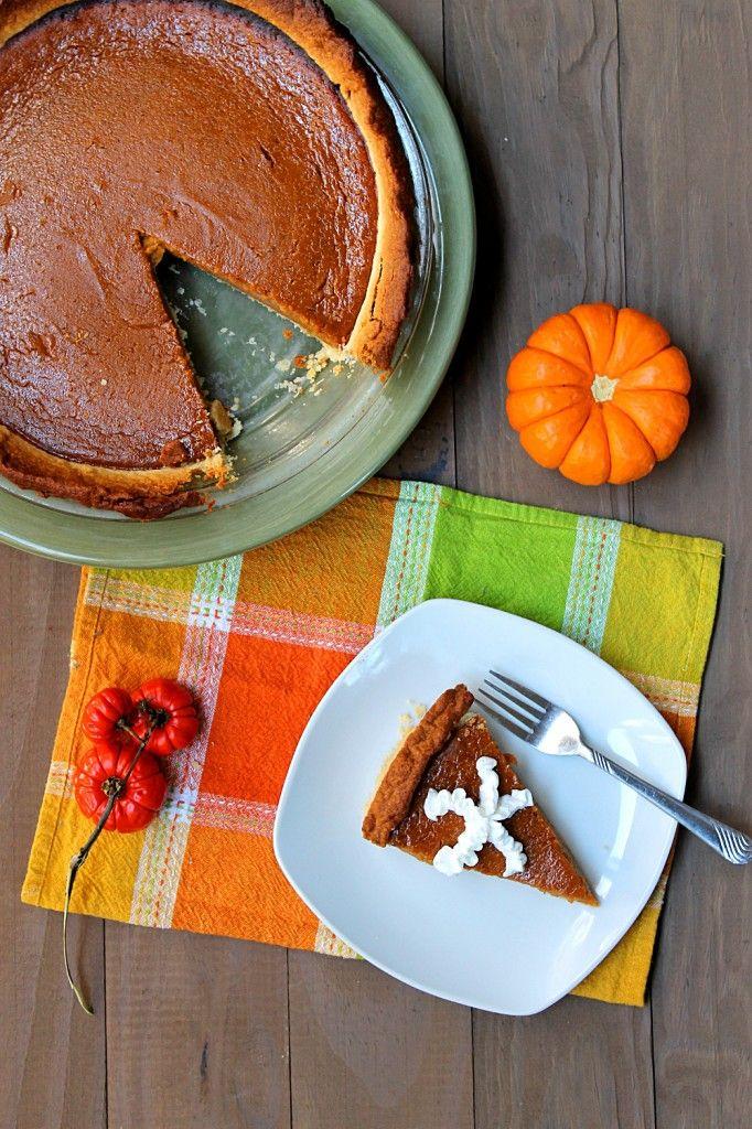 Classic Pumpkin Pie | food & drink | Pinterest