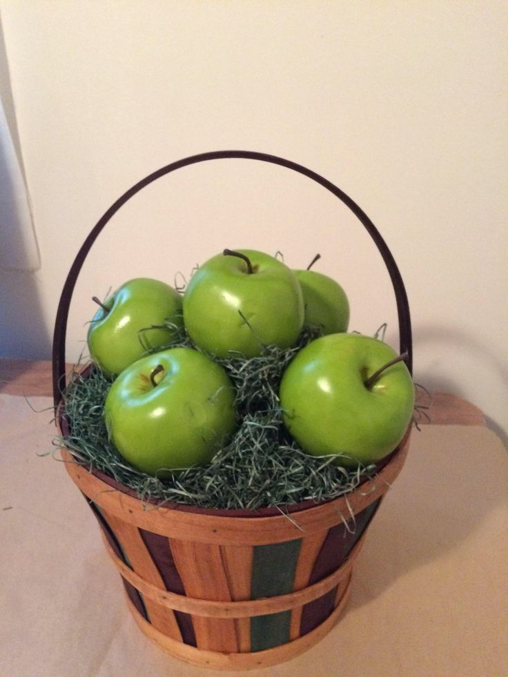 Excited to share the latest addition to my #etsy shop: Country Apple Basket #housewares #homedecor #summer #table #country
