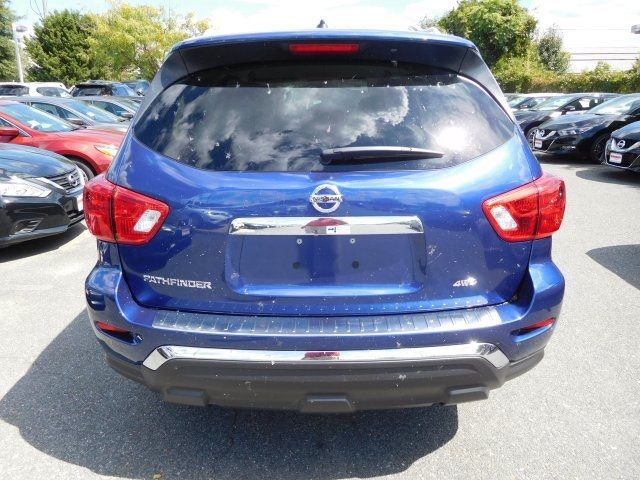 New 2017 Nissan Pathfinder For Sale in Mechanicsville near Midlothian, Glen  Allen, Richmond & Hanover | VIN:5N1DR2MM6HC614315