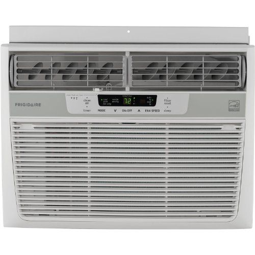 Frigidaire Energy Star 12,000 BTU 115V Window-Mounted Compact Air Conditioner w/ Temperature Sensing Remote Control, FFRE1233Q1 - http://www.fivedollarmarket.com/frigidaire-energy-star-12000-btu-115v-window-mounted-compact-air-conditioner-w-temperature-sensing-remote-control-ffre1233q1/