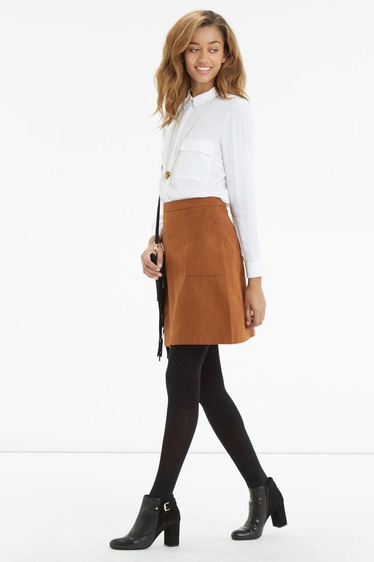 Meet the Abigail skirt.