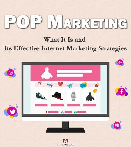 Do you use POP marketing for your online or offline businesses? POP marketing is Point-Of-Purchase marketing and here's all you need to know to get started. Use these effective online strategies to increase the sales of your ecommerce or online business. More at the blog :) #business #marketing #marketingdigital #retail #onlineshopping #ecommerce #advertising #internetmarketing #strategy #AhaNOW #entrepreneur #onlinemarketing #onlinebusiness #marketingconsultant #guestpost