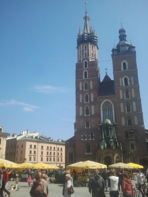 Trip to Krakow to find about the energy situation in Poland.