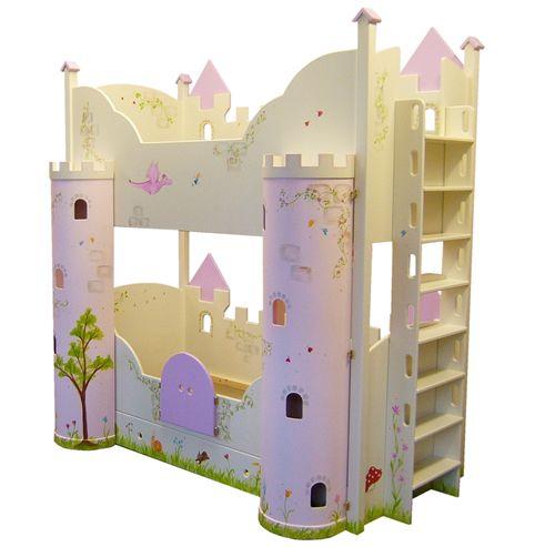 Die besten 17 ideen zu doppelstockbett auf pinterest - Doppelstockbett mit treppe ...