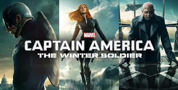 Kaptan Amerika Kış Askeri Captain America The Winter Soldier