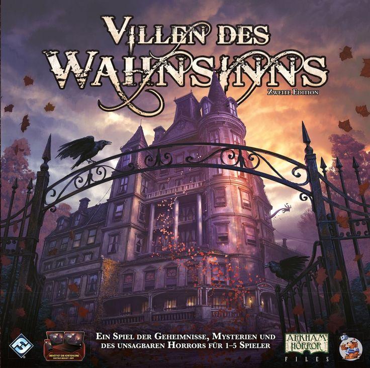 Villen des Wahnsinns - 2. Edition