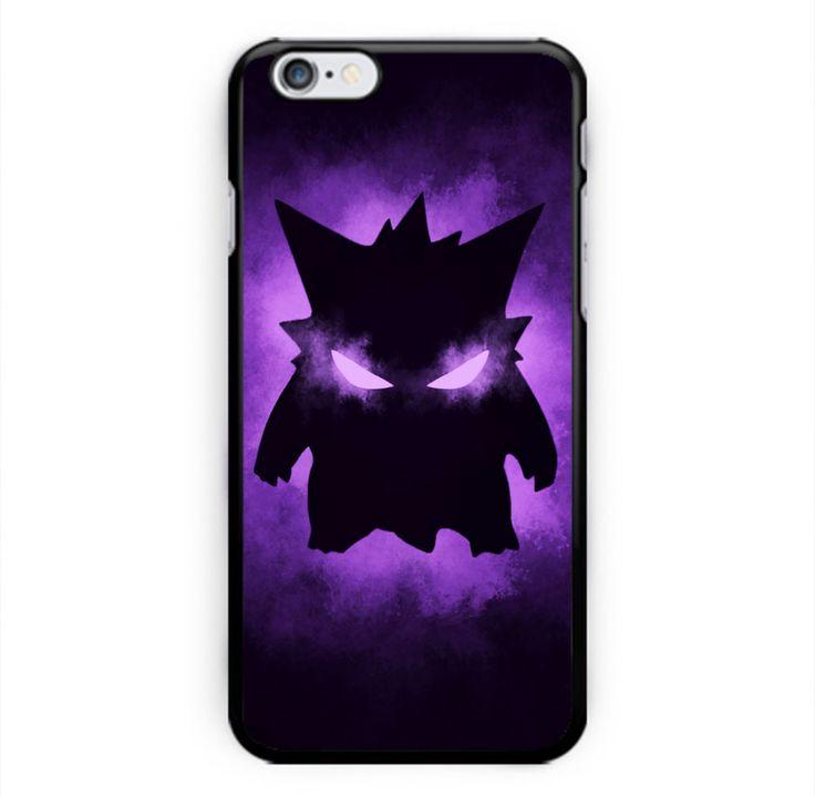 #New #Best #Pokemon #Gengar #Sinister #PrintOn #HardCase #For #iPhone6s #iphone6splus #UnbrandedGeneric #iphone4s #iphone5s #case #cover #iphonecase #accessories #cellphone #favorite #kids #women #men #present #giftidea