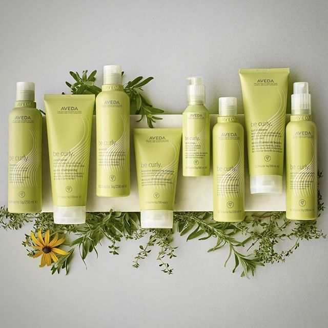 Embrace Your Curly Hair Aveda S Be Curly Products Are Designed Exclusively For Curly Hair Enhance Your Natur Beauty Products Photography Aveda Aveda Be Curly