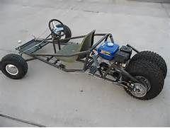 Racing go Kart Frame Blueprints Racing go Kart Frame