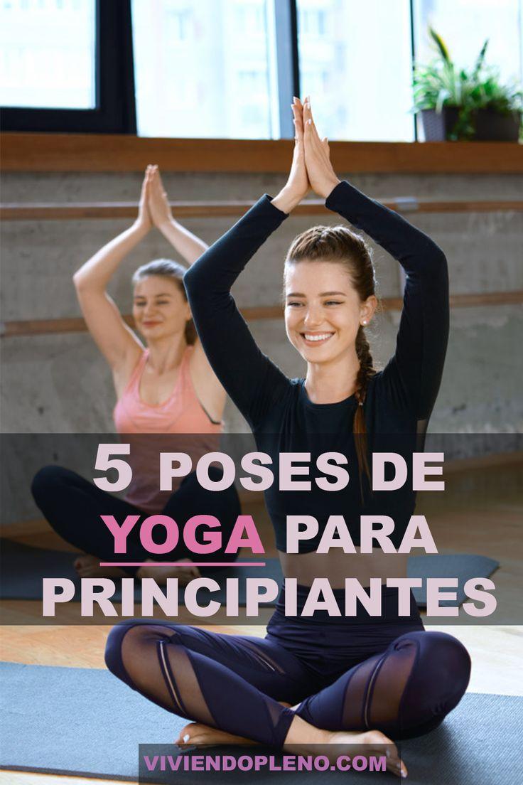 De la gran variedad de poses de Yoga que existen elegimos las mas sencillas que pueden ser ejecutadas por principiantes fácilmente. Poses de yoga para principiantes, poses de yoga faciles, posturas de yoga para principiantes, posturas de yoga faciles, posiciones de yoga  para principiantes, posiciones de yoga faciles, ejercicios para hacer en casa, rutinas de ejercicios, estiramientos, habitos saludables, entrenamiento en casa, actividad fisica, habitos saludables. Pranayama, Yoga Kundalini, Yoga Facial, Exercise, Gym, Life, Poses, Iphone, Fitness