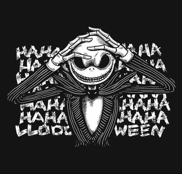 halloween horror nightmare before christmas tim burton skull sugar skull
