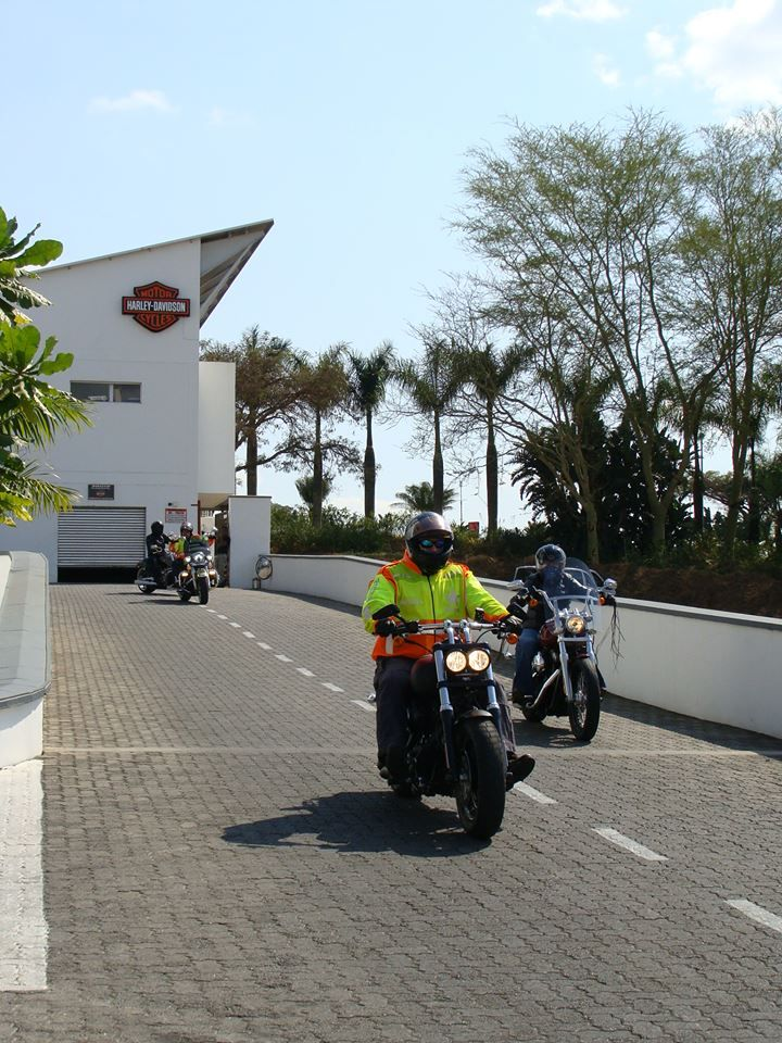 And they are off! Big Five Harley-Davidson  #harleydavidson #bigfiveHOG