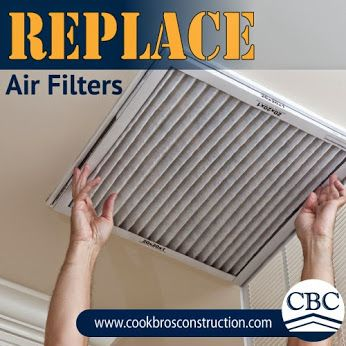 Everytime I look at my furnace intakes, I ask myself if it's time to change the filter yet.  It usually is, and I have to run down the street to get a cheap fiberglass filter at the closest dollar store.  Fortunately, the cheap filters are just as good as the expensive HVAC filters for a couple reasons: obviously, they are cheaper, and secondly, they allow for greater air flow thus reducing the amount of energy used. A win-win all around.  See more at…