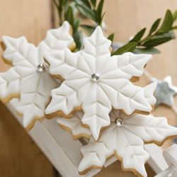 Cookie Cutter Snowflake, Stainless Steel 4