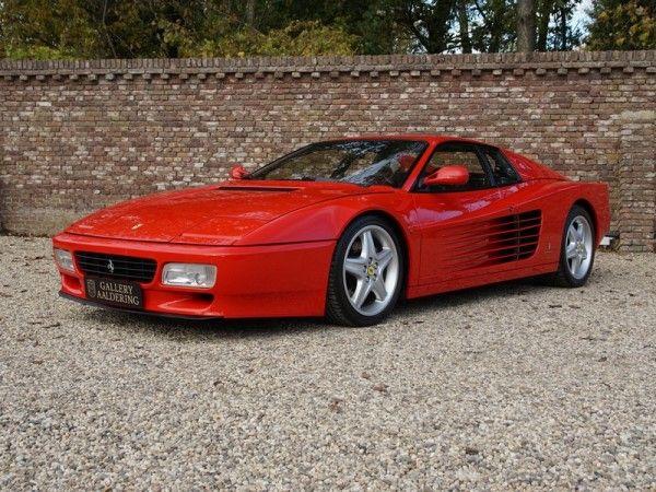 1993 Ferrari 348 Tb Swiss Car New Arrival Classic Cars