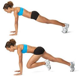 The No-Squats Killer Booty Workout | Hiit Blog