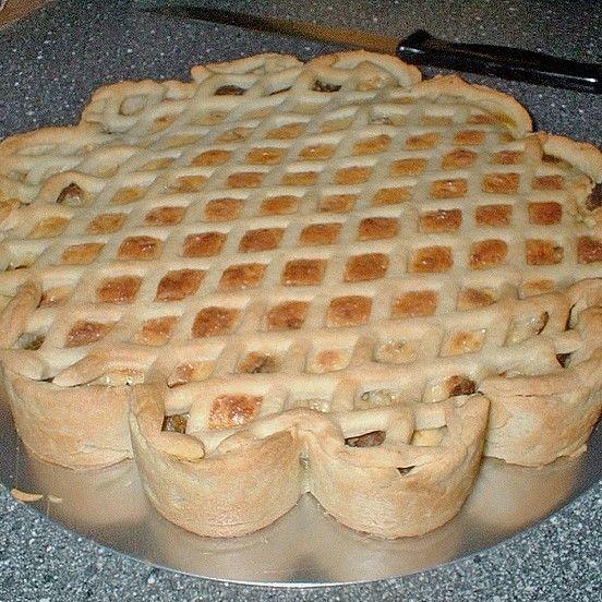 Hackfleisch – Schmand – Torte