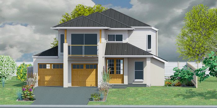 35 best lowset house plans images on pinterest for Highset house plans