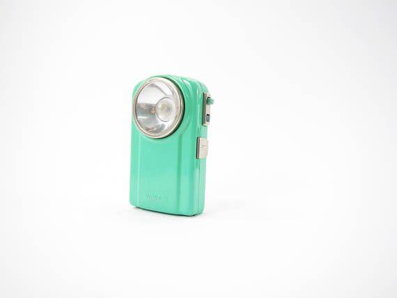 Flashlight French vintage flashlight Vintage Flashlight