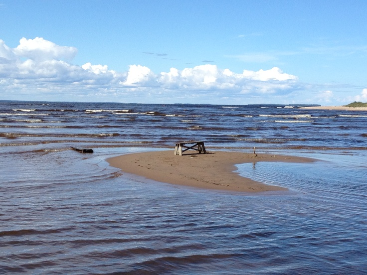 Vid havet Rullsands camping