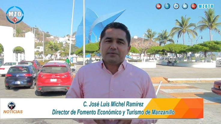 C  José Luis Michel Ramírez Director de Fomento Economico y Turismo de M...