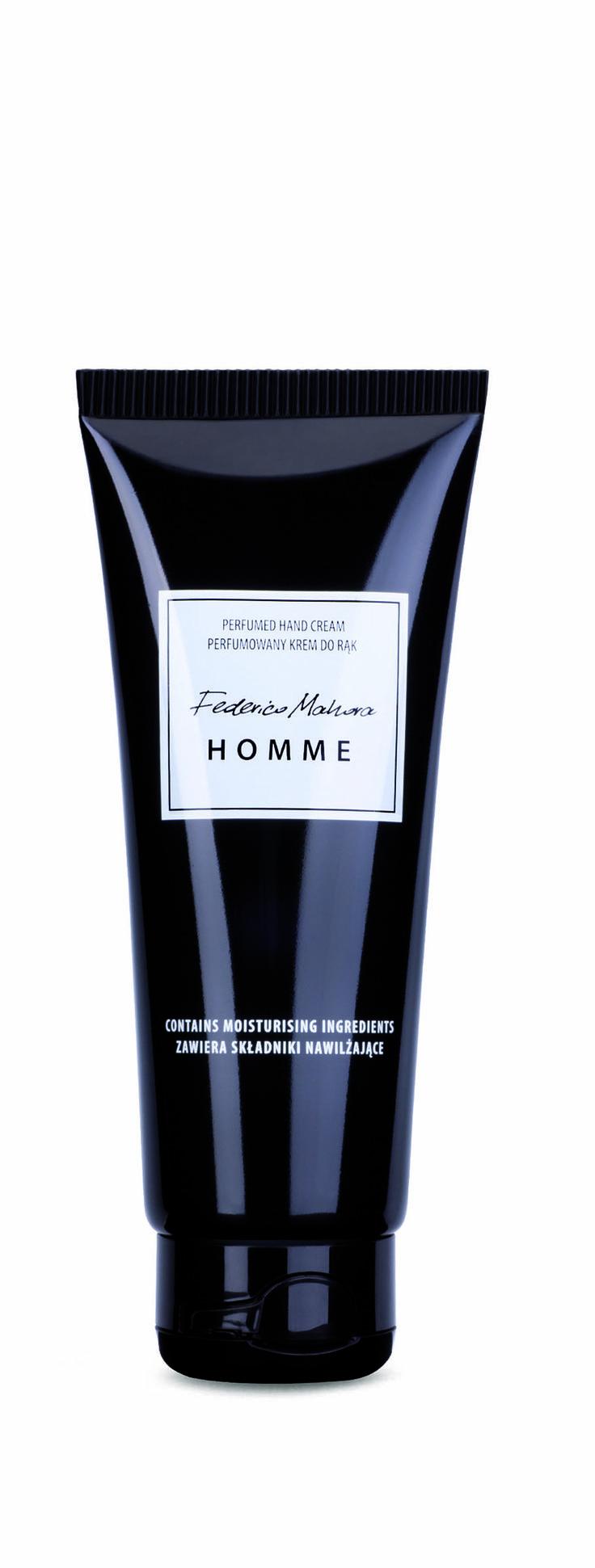 Αρωματική κρέμα χεριών της σειράς Federico Mahora με ενυδατικά συστατικά!