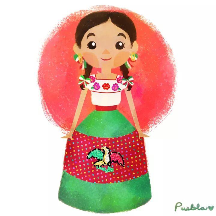 Folklor Mexicano - Puebla