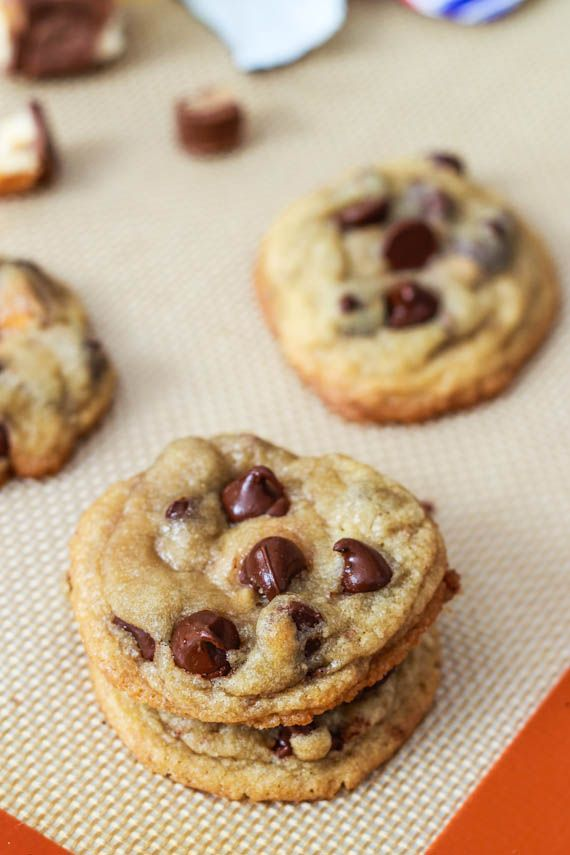 ... on Pinterest | Butterfinger cookies, Almond joy and Milky way cookies