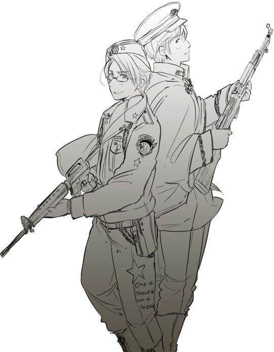 Explore Hetalia Russia America, Aph Anime ...