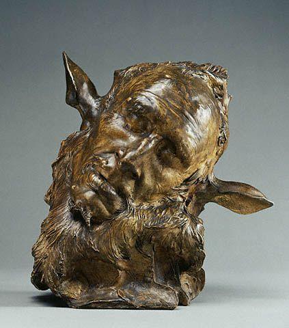 Self-Portrait as Midas (Getty Museum)