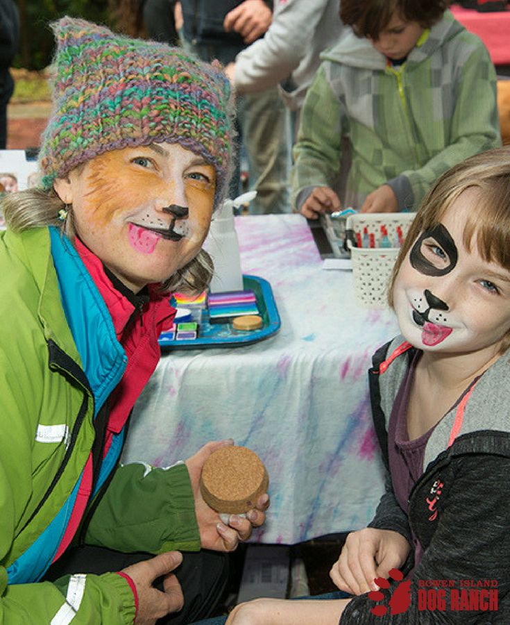 Fun at the #BowenIslandDogRanch open house! We love our community on #BowenIsland, British Columbia