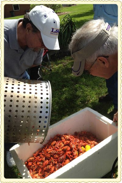 Crawfish season is always cause for celebration in Cajun country, and the folks in Erath know how to throw one helluva party—especially when there's a chance to share their emblematic food with newcomers at a traditional crawfish boil.