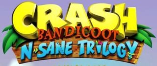 The fully remastered original trilogy of Crash Bandicoot for PlayStation 4.