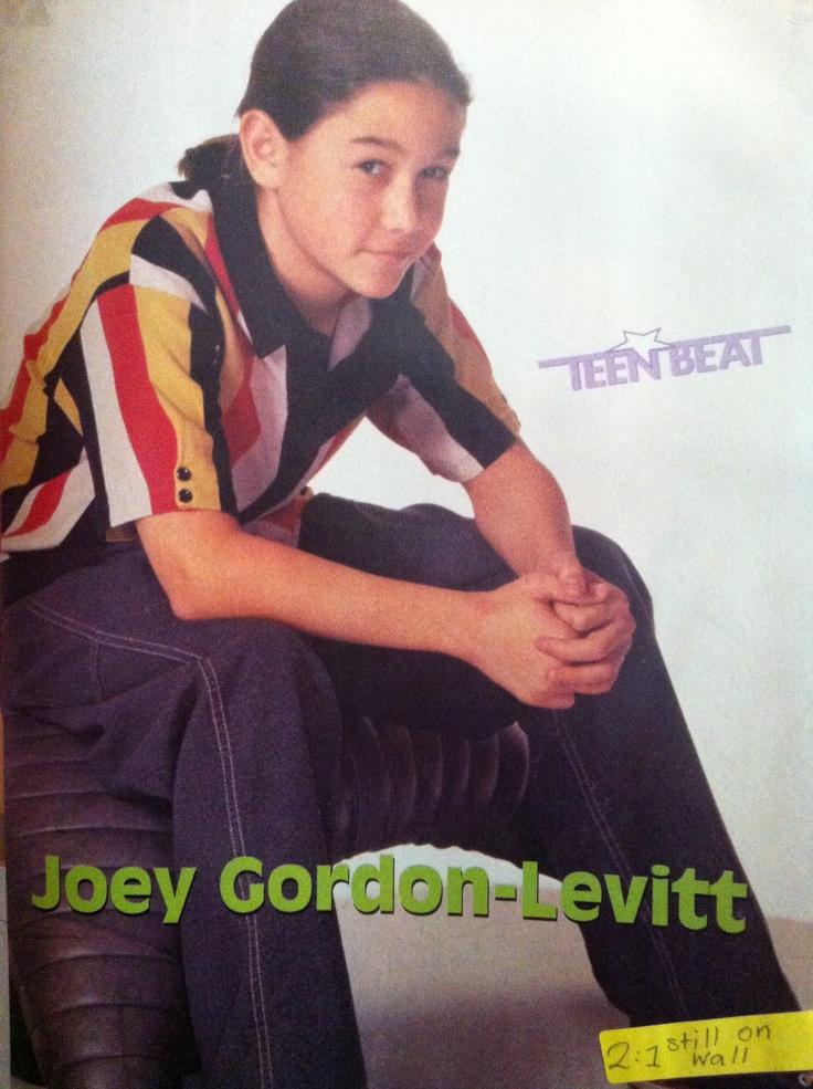 ... teen magazine Joseph Gordon-Levitt | Joseph Gordon-Levitt | Pint Joseph Gordon Levitt