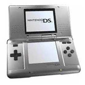 Nintendo DS Silver | DKOldies