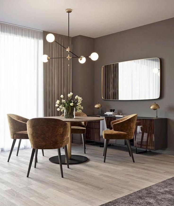 Adorable 60 Mid Century Modern Dining Room Design Ideas