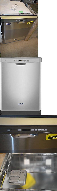 Dishwashers 116023: Maytag Mdb4949sdm 24 Stainless Steel Built-In Dishwasher Nob #14022 -> BUY IT NOW ONLY: $309 on eBay!