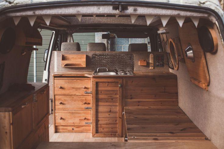 Camper Interior Ideas 67