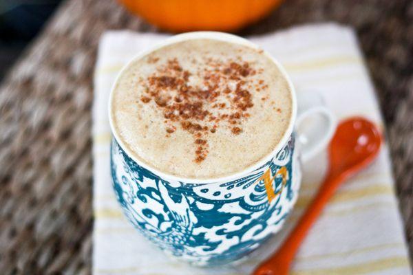 Φτιάξε Pumpkin Spice Latte στο σπίτι