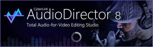 CyberLink AudioDirector Ultra 8.0.2031.0 Multilingual Full İndir