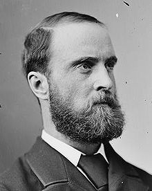 Charles Stewart Parnell, an Irish Political leader was released from prison in 1885
