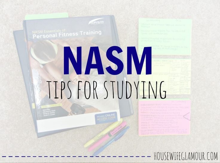 17 best NASM images on Pinterest Personal trainer, Anatomy and - job test